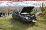 Տեսախցիկն արձանագրել է Վայոց Ձորում ողբերգական ավտովթարի պահը. 31-ամյա վարորդը մահացել է (լուսանկար, տեսանյութ)
