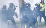 Ստրասբուրգում դեղին բաճկոնավորների և ոստիկանների միջև բախումներ են եղել