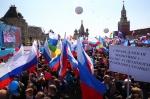 Մոսկվայում ավելի քան 100 հազար մարդ է մասնակցել քայլերթին