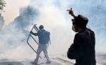 Մայիսի 1-ին մի շարք երկրներում բախումներ են տեղի ունեցել ցուցարարների և ոստիկանների միջև