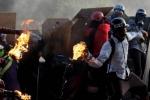 Վենեսուելայի Ազգային ժողովը հայտարարել է Կարակասում բողոքի ակցիաների ընթացքում 78 տուժածների մասին