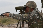 Հակառակորդը հայ դիրքապահների ուղղությամբ արձակել է ավելի քան 3000 կրակոց