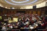 ԱԺ-ն ընդունեց Կառավարության կառուցվածքի փոփոխությունների օրինագիծը