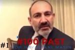 «100 փաստ նոր Հայաստանի մասին» (տեսանյութ)