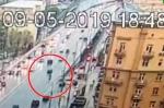 Սերգեյ Դորենկոյի՝ մոտոցիկլով կողաշրջվելու պահը հայտնվել է համացանցում