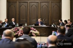Վարչապետը կառավարության անդամներին հանձնարարեց մինչև տարեվերջ հավաքագրել իրենց ոլորտներում նոր Հայաստանի վերաբերյալ 100 փաստերը