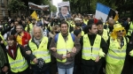 Ֆրանսիայում 19 000 ցուցարար կրկին բողոքի ակցիա է իրականացրել