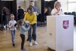 Լիտվայի նախագահի ընտրությունների առաջին փուլը չպարզեց հաղթողին