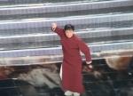 Փաշինյանը ներկա է եղել Պեկինի օլիմպիական մարզադաշտում Ջեկի Չանի մասնակցությամբ համերգին