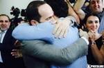 Քոչարյանի որդիների արձագանքը դատարանի որոշմանը (տեսանյութ)