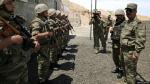 Զորավարժությունների շրջանակում Ադրբեջանի պաշտպանության նախարարն այցելել է առաջնագիծ