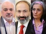 Константин Орбелян подал судебный иск против Никола Пашиняна и Назени Гарибян