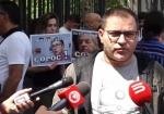 Բողոքի ակցիա է ԱԺ-ի մոտ՝ ընդդեմ Հայաստանում անցումային արդարադատության ներդրման (ուղիղ միացում)