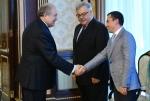 ՀՅԴ ներկայացուցիչները հանդիպել են ՀՀ նախագահ Արմեն Սարգսյանի հետ
