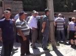 Բողոքի ցույց Արմավիրում․ ջրային տնտեսության աշխատակիցները շրջափակել են շենքը (տեսանյութ)