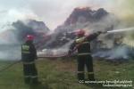 Իսակովի պողոտայում մոտ 5 հա բուսածածկույթ է այրվել