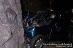 Շահումյան գյուղում ՃՏՊ-ի հետևանքով վարորդը մահացել է