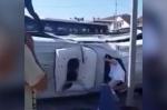 Սոչիում ավտոբուսի վթարից հայ աղջիկ է տուժել. հրապարակվել են առաջին կադրերը՝ դեպքի վայրից