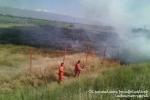 Արարատ քացաքում մոտ 1 հա խոտածածկույթ է այրվել