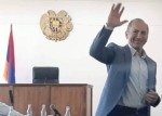 Рассмотрение апелляций об освобождении Роберта Кочаряна из-под стражи и передаче дела в КС перенесено (видео)