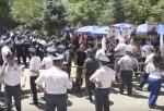 Քոչարյանի աջակիցներից մի քանի հոգու բերման են ենթարկել Ոստիկանության Շենգավիթի բաժին