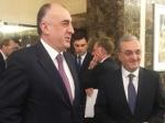 Министры иностранных дел Армении и Азербайджана встретятся в Вашингтоне 20 июня