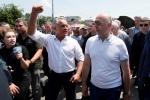 Лидер Демократической партии Молдавии покинул страну