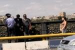 Քաղաքացին փորձել է ինքնասպանություն գործել՝ ցած նետվելով Կիևյան կամրջից