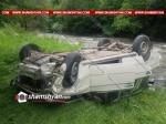 Ողբերգական ավտովթար Լոռու մարզում. 12 օրական տղան մահացել է, կան վիրավորներ