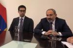 Никол Пашинян представил нового министра юстиции РА (видео)