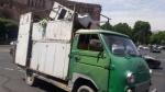 Մետաղական աղբով լի բեռնատարները կառավարության դիմաց են. բողոքի ակցիա է ընթանում (լուսանկար, տեսանյութ)