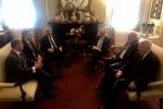 Главы МИД Армении и Азербайджана договорились о новой встрече