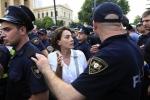 Մոսկվան մեկնաբանել է Թբիլիսիում տեղի ունեցած անկարգությունները