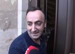 Грайр Товмасян: «Как видите, я иду на работу» (видео)