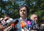 Վրաստանի խորհրդարանի խոսնակ Իրակլի Կոբախիձեն հրաժարական է տվել