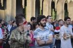Վրաստանի խորհրդարանի մոտ հավաքվածները ցրվել են