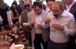 Նիկոլ Փաշինյանը գոմեշի մածուն է կերել՝ սև թթի մուրաբայով (տեսանյութ)