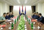 Состоялось заседание Совета безопасности РА (видео)
