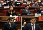 Подонки революции и аплодирующий парламент