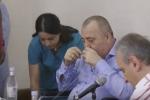 Манвел Григорян присутствовал на заседании суда в кислородной маске