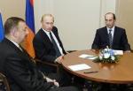 Аркадий Дубнов: «Экс-президент Армении снова арестован. В Москве обеспокоены»