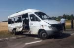 Մոսկվայից Ադրբեջան գնացող միկրոավտոբուսի կողաշրջվելու հետևանքով ադրբեջանցիներ են տուժել