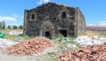 Գանձագողերը վնասում են Էրզրումի Սուրբ Մինաս հայկական եկեղեցին (տեսանյութ)