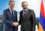 Пашинян выразил признательность за взвешенную позицию ЕС в вопросе урегулирования карабахского конфликта (видео)