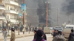 Աֆրինում մեքենա է պայթեցվել․ կան զոհեր և վիրավորներ (տեսանյութ)