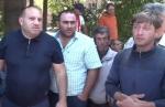 Хозяйствующие субъекты прибрежной зоны озера Севан проводят акцию протеста (видео)