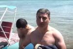 Գեղարքունիքի մարզպետը, «Սևան» ազգային պարկի տնօրենը և Սևանի քաղաքապետը լողացին Սևանա լճում