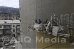 Рабочий в Тбилиси разбился насмерть, упав со строящегося дома