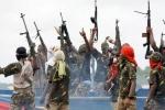 10 турецких моряков взяты в плен в водах Нигерии