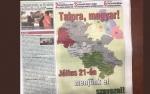 МИД Украины инициирует дело из-за публикации карты Закарпатья в цветах флага Венгрии